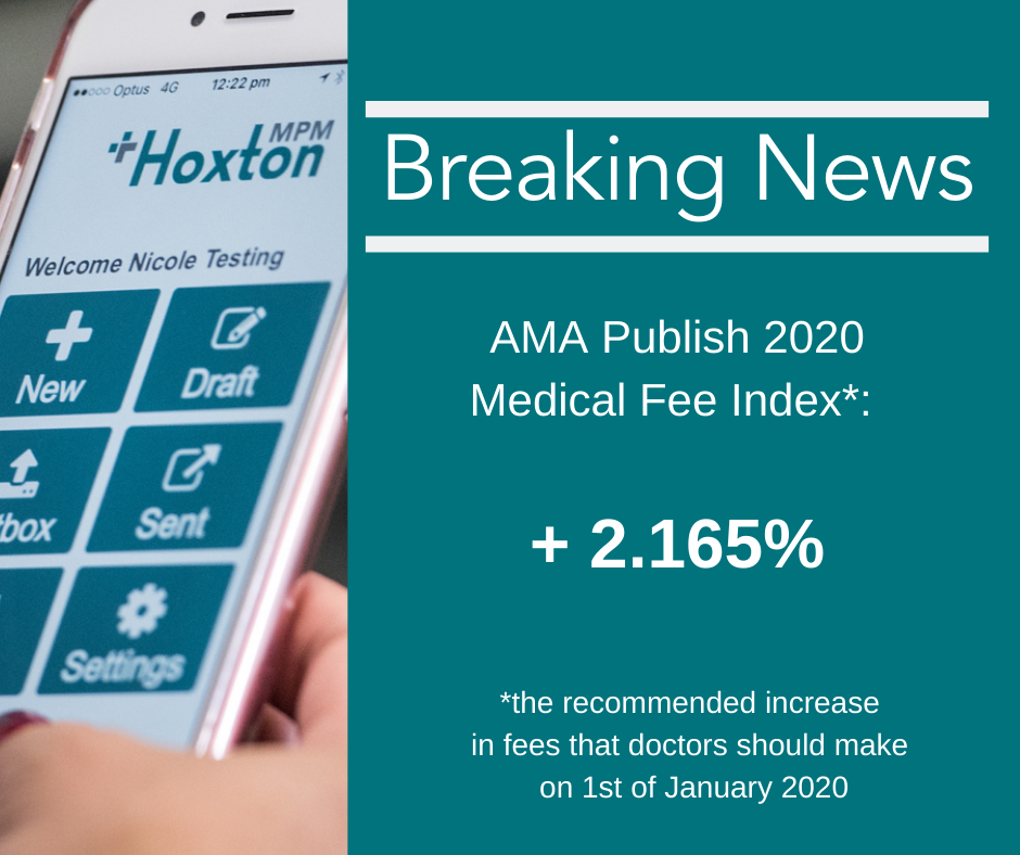 Medical Fee Index 2020